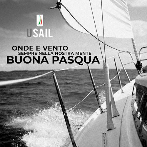 U-sail pasqua 2021